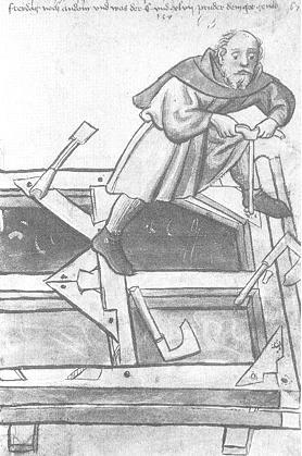De timmerman (middeleeuwen)